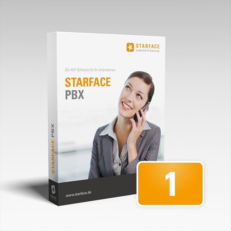 STARFACE PBX 1 Userlizenz
