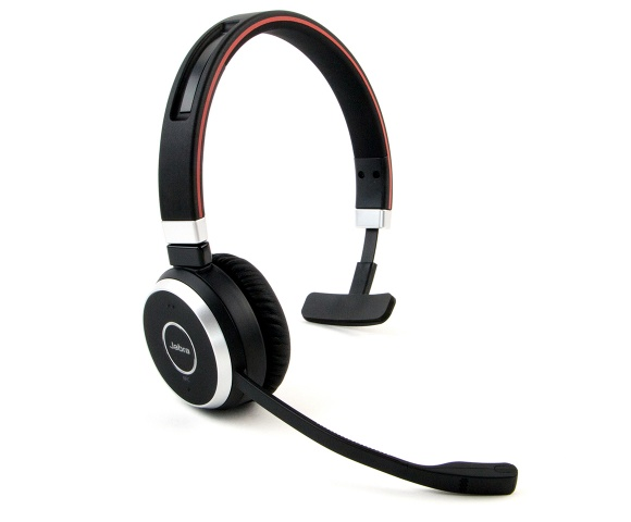 Jabra Evolve 65 Headset Mono USB / Bluetooth