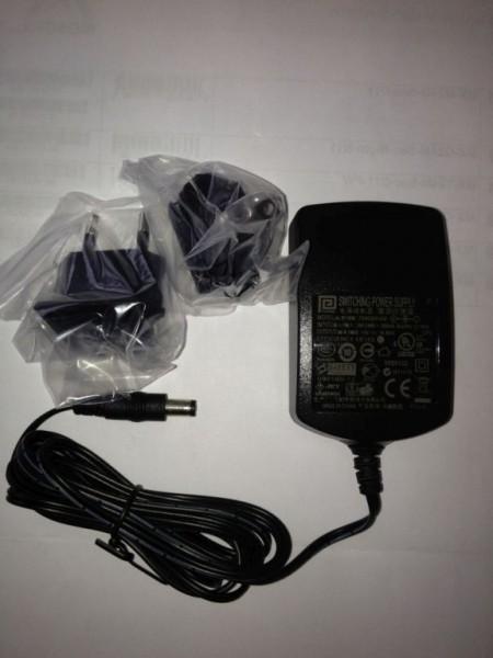 SF 365 SNOM Ersatz Netzteil 5V / 2A EU Plug Only