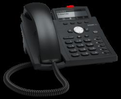 Snom D315 VOIP Telefon (SIP) o. Netzteil