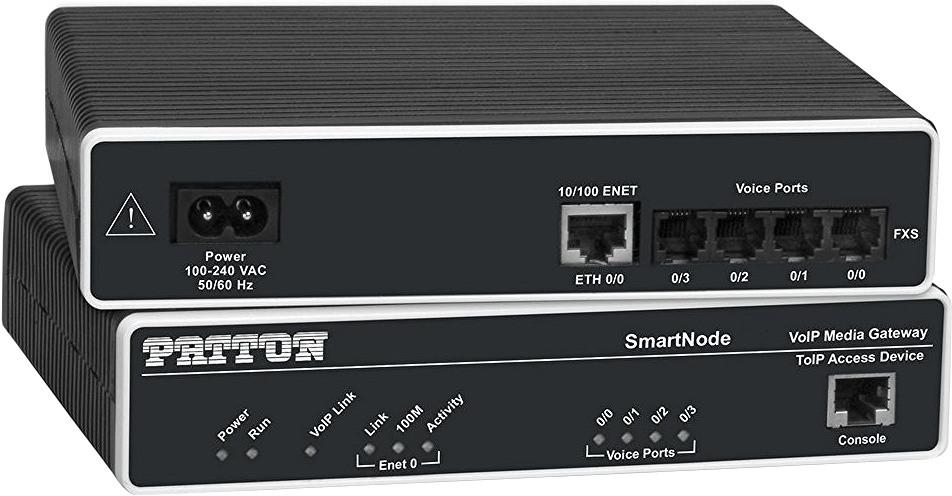 Patton SmartNode 4112 2x FXS