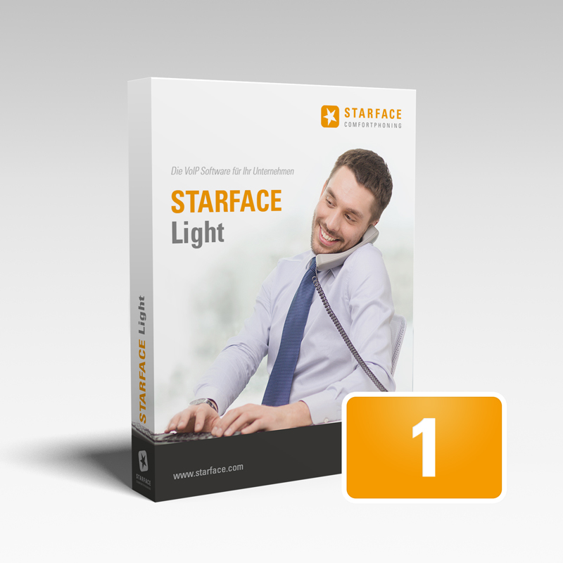 STARFACE 365 User-Light - 1 User