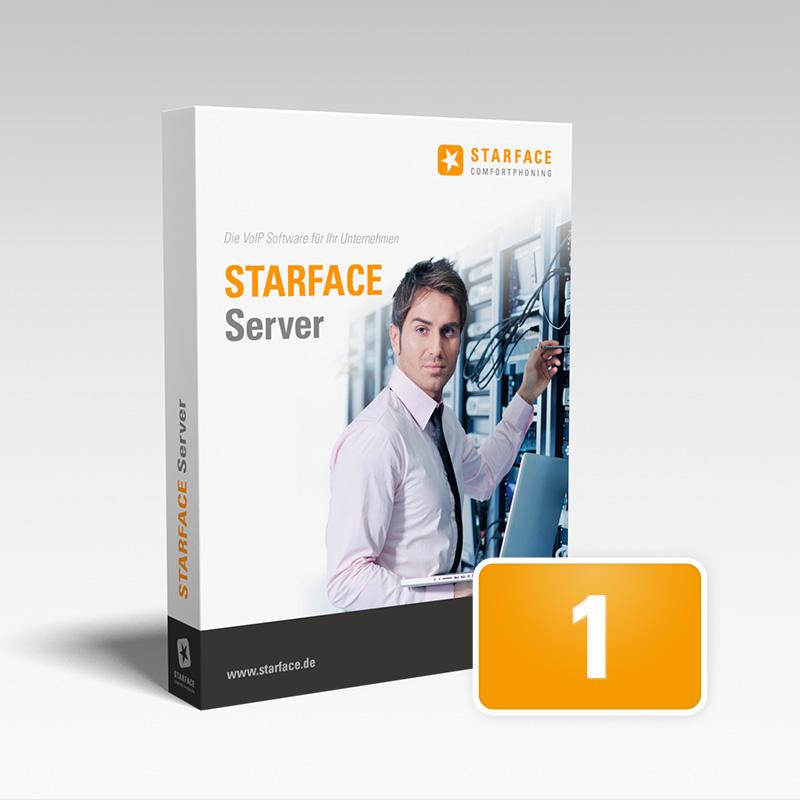 STARFACE PBX Serverlizenz