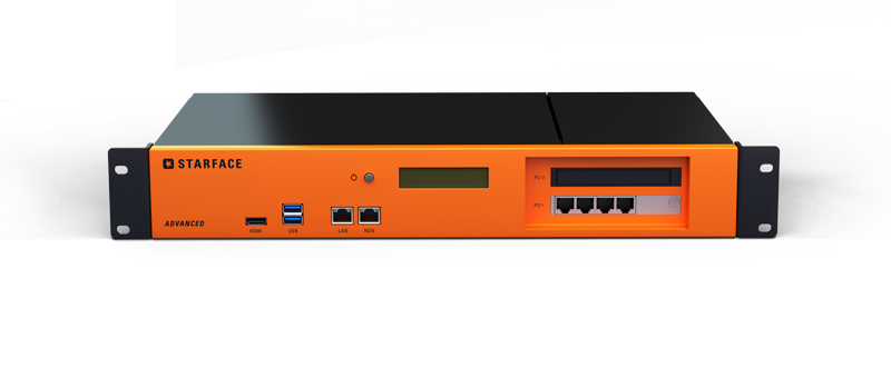 STARFACE Advanced V6 4 S0 EC-D