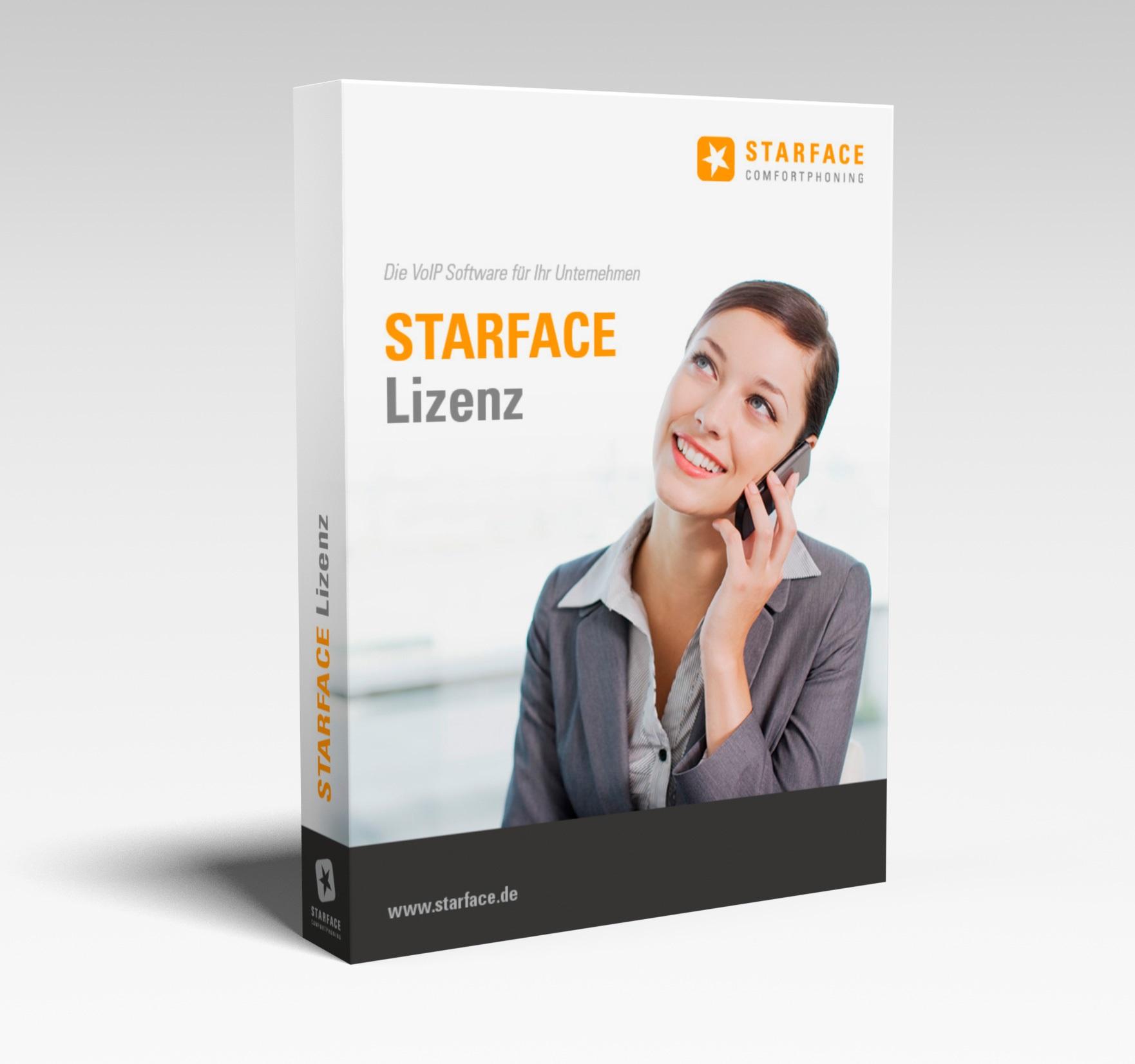STARFACE TSP Terminalserver Lizenz für 25 SF-USER