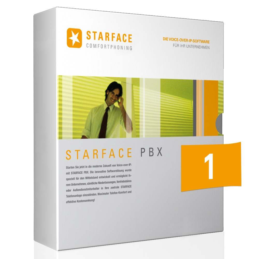 STARFACE 365 PBX 1 Userlizenz