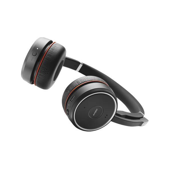 Jabra Evolve 75 Headset Duo USB / Bluetooth
