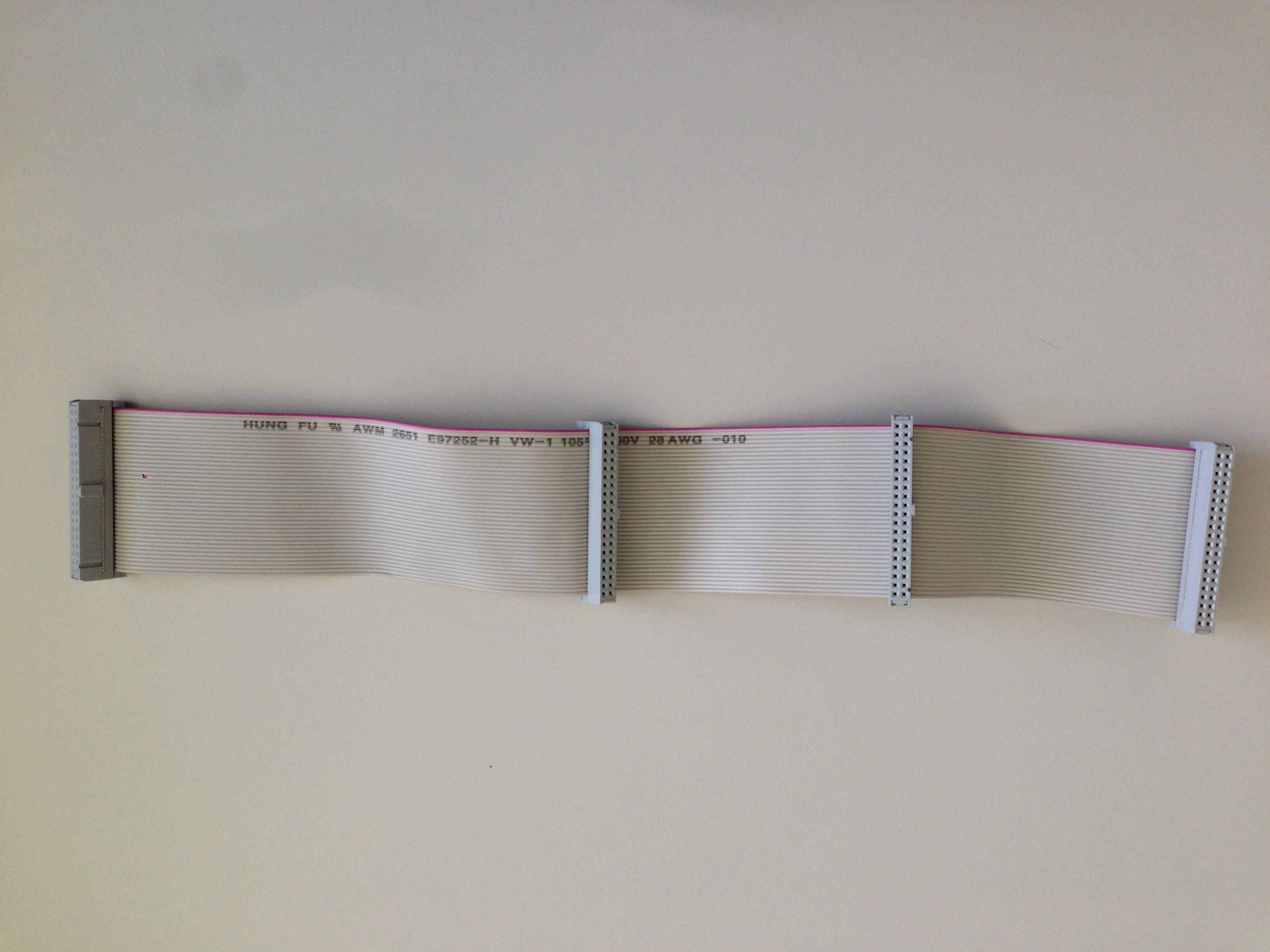 Sirrix PCM-Kabel, mit 4 Konnektoren
