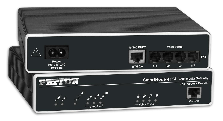 Patton SmartNode 4114 4x FXS